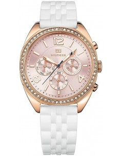 Chic Time | Montre Femme Tommy Hilfiger Donna 1781568  | Prix : 229,00€