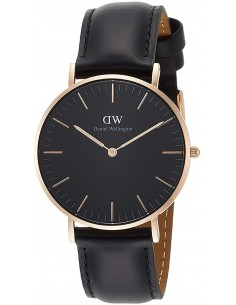 Chic Time | Montre Daniel Wellington Classic Black Sheffield DW00100139  | Prix : 84,50 €
