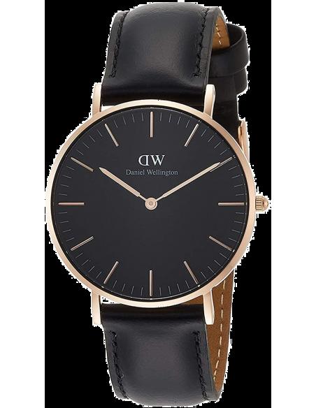 Chic Time | Montre Daniel Wellington Classic Black Sheffield DW00100139  | Prix : 84,50€