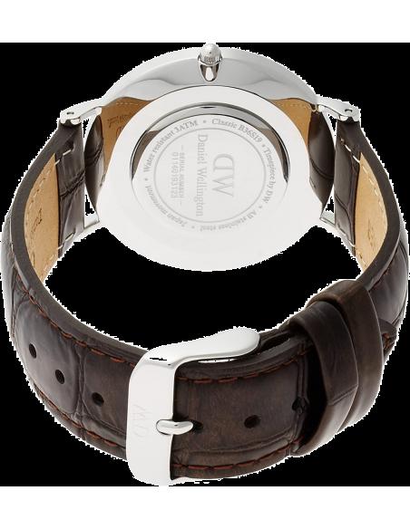 Chic Time | Montre Femme Daniel Wellington Black York Silver DW00100146  | Prix : 143,65€