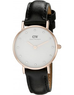 Chic Time | Montre Femme Daniel Wellington Classy Sheffield 34 mm DW00100076 Noir  | Prix : 101,40 €