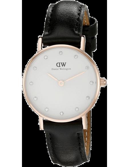 Chic Time | Montre Femme Daniel Wellington Classy Sheffield 34 mm DW00100076 Noir  | Prix : 101,40€