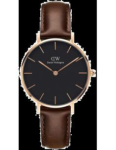 Chic Time | Montre Femme Daniel Wellington Classic DW00100165 Brun  | Prix : 89,40€