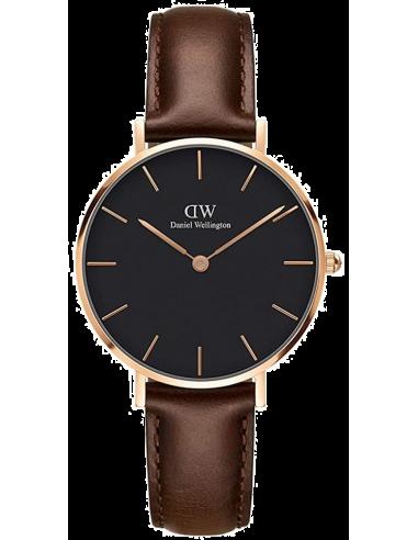 Montre Femme Daniel Wellington Classic DW00100165 Brun