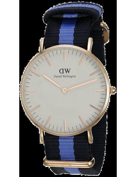 Chic Time | Montre Daniel Wellington Classic 0504DW Boîtier or en acier  | Prix : 77,40€