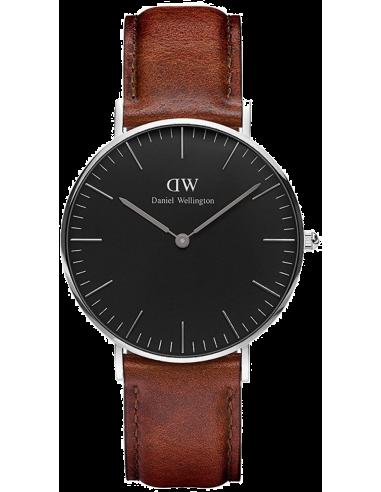 Chic Time   Montre Femme Daniel Wellington Classic Black ST Mawes Silver DW00100142    Prix : 101,40€