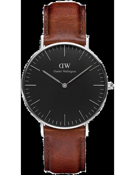 Chic Time | Montre Femme Daniel Wellington Classic Black ST Mawes Silver DW00100142  | Prix : 84,50€