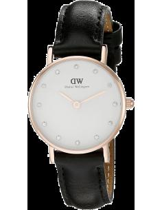 Chic Time | Montre Daniel Wellington Classy Sheffield DW00100060 Noir  | Prix : 77,40€