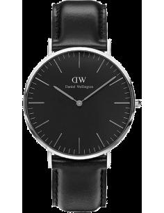 Chic Time | Montre Daniel Wellington Classic Black DW00100133 Noir  | Prix : 94,50€