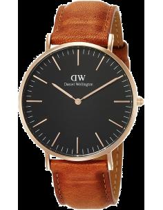 Chic Time | Montre Daniel Wellington Classic Black Durham DW00100126  | Prix : 132,30€