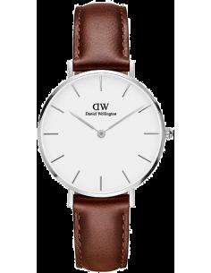 Chic Time | Montre Femme Daniel Wellington Classic DW00100187 Brun  | Prix : 71,40€