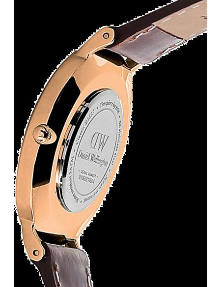 Chic Time   Montre Homme Daniel Wellington Classic Black Bristol Rose Gold DW00100125    Prix : 132,30€