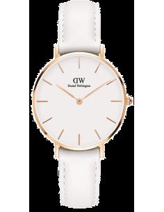 Chic Time | Montre Femme Daniel Wellington Classic DW00100189 Blanc  | Prix : 89,40€