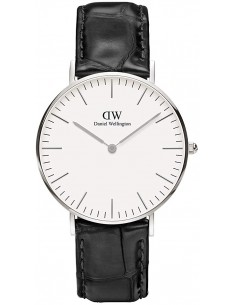 Chic Time | Montre Femme Daniel Wellington Classic 0613DW Noir  | Prix : 101,40€