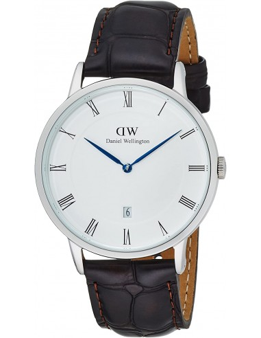 Chic Time   Montre Homme Daniel Wellington Dapper York 1122DW Aiguilles bleues    Prix : 153,30€