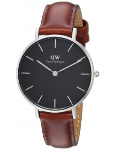 Chic Time | Montre Daniel Wellington Classic DW00100181 Marron  | Prix : 89,40 €
