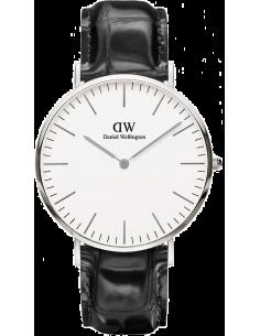 Chic Time | Montre Femme Daniel Wellington Classic 0214DW Noir  | Prix : 143,65€