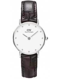 Chic Time | Montre Femme Daniel Wellington Classy York 0922DW Marron  | Prix : 77,40€