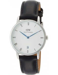 Chic Time | Montre Daniel Wellington Dapper 1141DW Noir  | Prix : 89,50 €