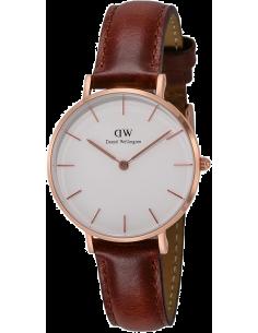Chic Time | Montre Femme Daniel Wellington Classic DW00100175 Brun  | Prix : 126,75€
