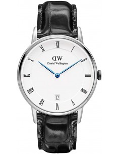 Chic Time | Montre Daniel Wellington Dapper DW00100117 Noir  | Prix : 119,25 €