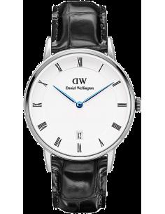 Chic Time   Montre Daniel Wellington Dapper DW00100117 Noir    Prix : 119,25€