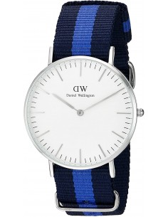 Chic Time | Montre Femme Daniel Wellington Classic 0603DW Violet  | Prix : 118,15€