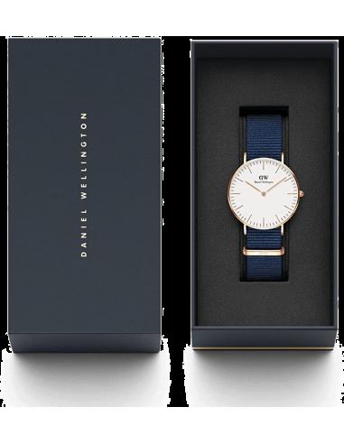 Chic Time | Montre Femme Daniel Wellington Classic Bayswater DW00100279  | Prix : 118,15€