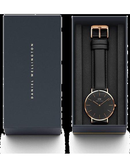 Chic Time | Montre Daniel Wellington Classic Black Sheffield DW00100127  | Prix : 132,30€