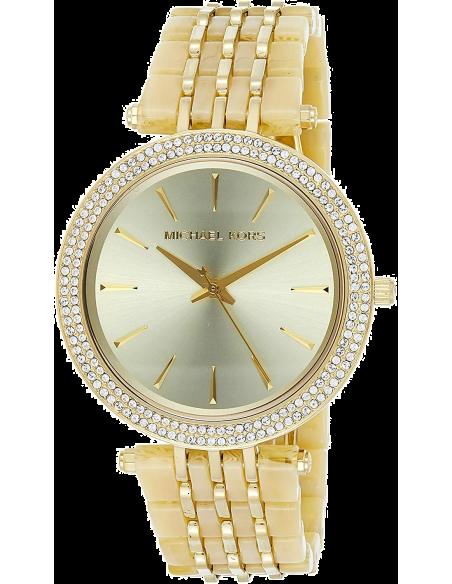 Chic Time | Montre Michael Kors Darci MK4325 Dorée bracelet Acier  | Prix : 134,50€