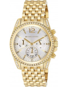 Chic Time   Montre Femme Michael Kors MK5835 Dorée    Prix : 149,50€