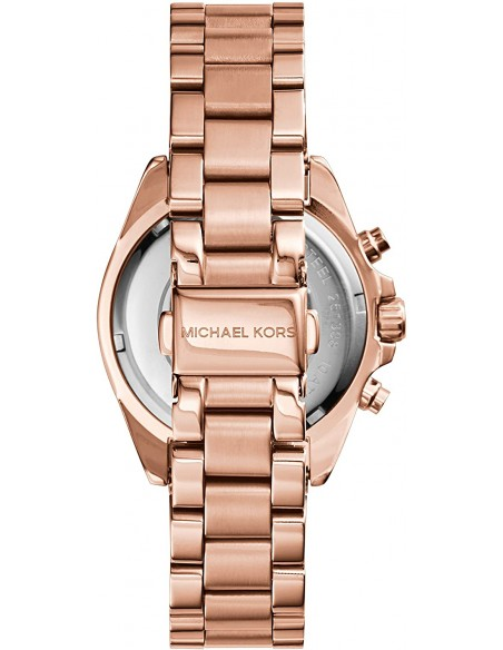 Chic Time | Montre Michael Kors Bradshaw MK5799 Or Rose  | Prix : 139,50 €