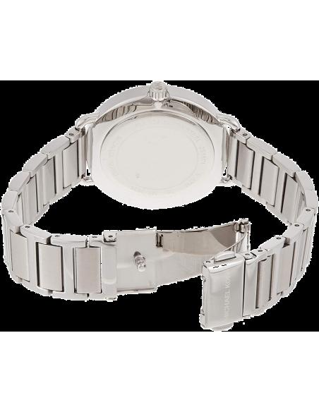 Chic Time | Montre Femme Michael Kors Portia MK3638 Fond noir et bracelet en acier  | Prix : 149,40€