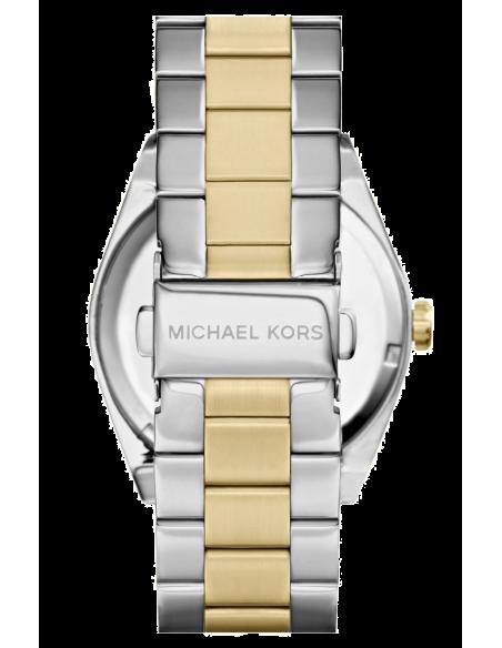 Chic Time | Montre Femme Michael Kors Channing MK5893 à cadran bleu  | Prix : 199,20€