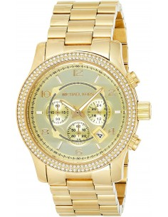 Chic Time | Montre Femme Michael Kors Runway MK5575 Or  | Prix : 263,20€