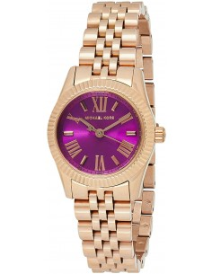 Chic Time | Montre Femme Michael Kors Lexington MK3273 Or Rose  | Prix : 159,20 €