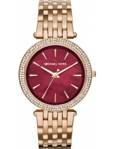 Chic Time | Montre Femme Michael Kors Darci MK3378 Or Rose  | Prix : 224,10€