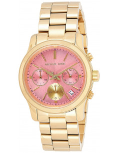 Chic Time | Montre Femme Michael Kors Runway MK6161 Or  | Prix : 199,20 €