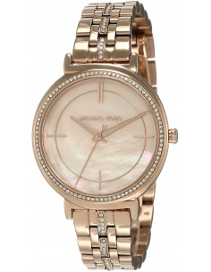 Chic Time | Montre Femme Michael Kors Cinthia MK3643 Or Rose  | Prix : 199,20 €