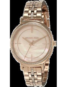 Chic Time | Montre Femme Michael Kors Cinthia MK3643 Or Rose  | Prix : 199,20€