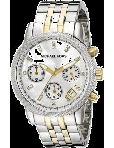 Chic Time | Montre Femme Michael Kors Ritz MK5057 Argent  | Prix : 211,65€