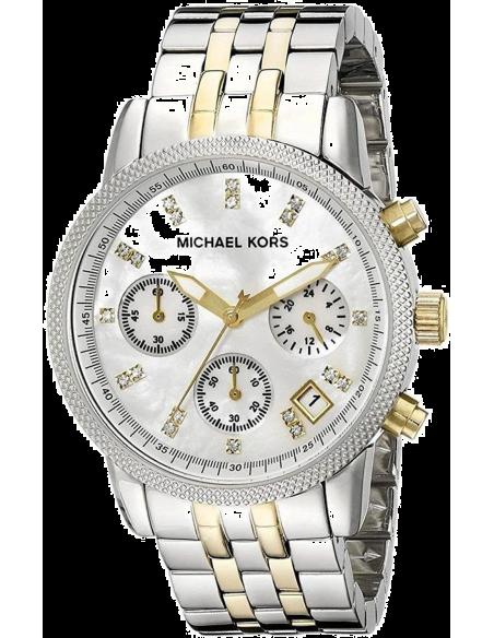 Chic Time | Montre Femme Michael Kors Ritz MK5057 Argent  | Prix : 124,50€