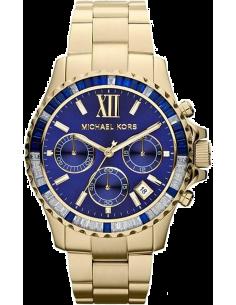 Chic Time | Montre Femme Michael Kors Everest MK5754 à cadran bleu  | Prix : 279,65€