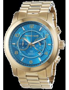 Chic Time | Montre Femme Michael Kors Hunger Stop MK8315 Bracelet Doré En Acier Inoxydable  | Prix : 139,50€