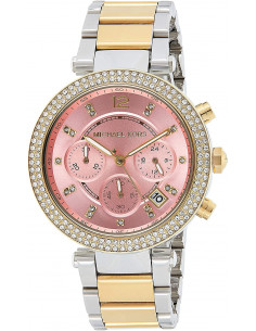 Chic Time | Montre Femme Michael Kors Parker MK6140 Or  | Prix : 223,20 €