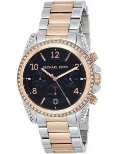 Chic Time | Montre Femme Michael Kors Blair MK6093 Or Rose  | Prix : 237,15 €