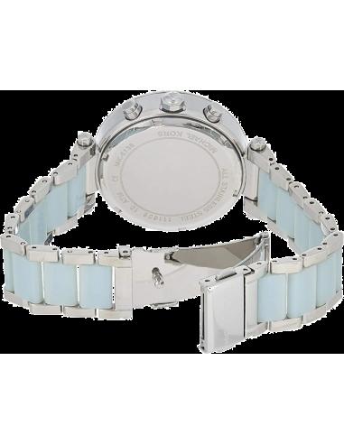 Chic Time | Montre Femme Michael Kors MK6138 Bleu  | Prix : 254,15€