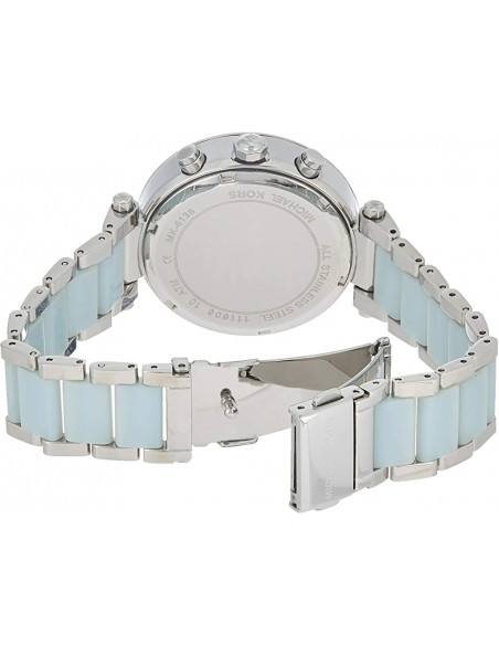 Chic Time   Montre Femme Michael Kors MK6138 Bleu    Prix : 254,15€