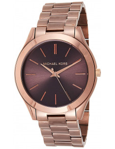 Chic Time | Montre Femme Michael Kors Runway MK3418 Marron  | Prix : 199,00 €