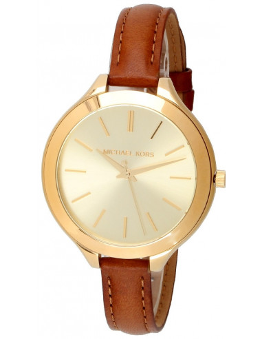 Chic Time | Montre Femme Michael Kors Runway MK2606 Marron  | Prix : 249,00 €